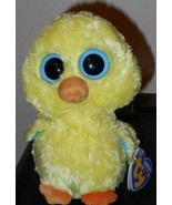 """Ty Beanie Boo Retired Goldie The Chick 6"""" 2010, Rare, MWMT, New - $32.68"""