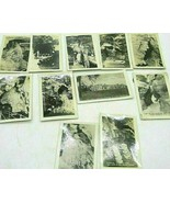 Howe Caverns New York Cave Souvenir Mini Real Photo Cards Vintage Lot of 11 - $24.72