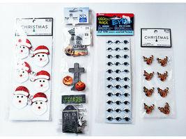 Year Round Stickers, Set of 16 Sticker Packs #2406 image 4