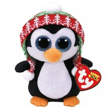 "Ty Beanie Babies Boos Penelope the Christmas Penguin 9"" Plush Stuffed Animal - $19.99"