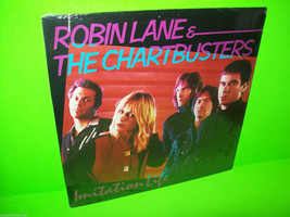 Robin Lane & The Chartbusters ‎Imitation Life STILL SEALED Vinyl LP Reco... - £10.29 GBP