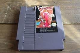 Who Framed Roger Rabbit (Nintendo NES, 1989) - $8.91