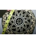 Authentic Museum Darien Wounaan Indian Hösig Di Geometric Artist Basket ... - $1,899.99