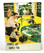Super 1955 Kramer Bros. Toy Hobby Catalog 36pg Boats+Planes+Trains+Cox M... - $43.93