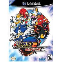 Sonic Adventure 2 Battle (Nintendo GameCube) Video Game Complete - $35.91