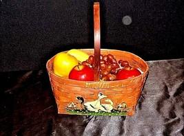 Woven Fruit BasketAA18-1225 image 1