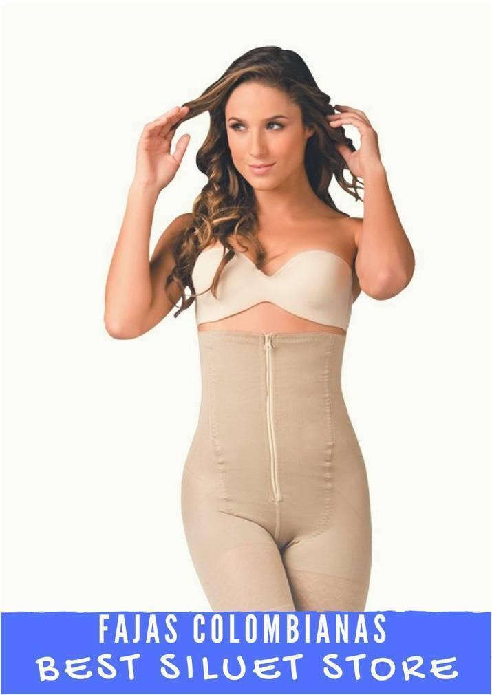 5bdc7697ec1 S l1600. S l1600. Previous. Faja Colombiana Cocoon 1424 Panty Faja Plus  Girdle Shapewear Térmico Brand New