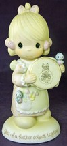 Precious Moments Birds of a Feather Collect Together 1986 E0006 Members ... - $19.34