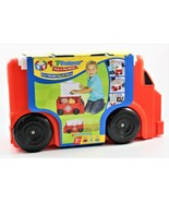Toytainer Play & Put Away Fire Trunk Play-N-Store - $29.69