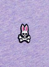 Psycho Bunny By Robert Godley Men's Premium Pima Cotton V-Neck T-Shirt Shirt image 8