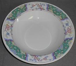 Mikasa Provincial Villa Medici Pattern Round Vegetable/Serving Bowl - $29.69