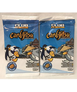 2 Pacs of Club Penguin Card Jitsu Series 2 Trading Cards Factory sealed ... - $9.89