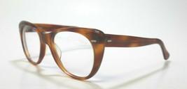 New Authentic Calvin Klein CK-1 1802 Havana Eyeglasses Frame 51-17-145 - $156.42