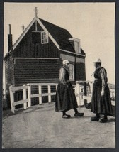 YZ7832 Netherlands 1955 - Marken - Picturesque View - Photography Period... - $10.50