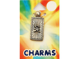 Silver Happiness Charm image 2