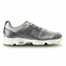 NEW! FootJoy [9.5] Wide FJ Hyperflex II Men Golf Shoes 51036-Silver - $189.89
