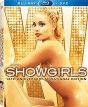 Showgirls 15th Anniversary Sinsational Edition [Blu-ray + DVD]