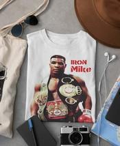 Iron Mike Shirt Bootleg | Boxing Legend Shirt | Graphic Design Shirt image 1