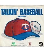 Terry Cashman Talkin' Baseball b/w Talkin' Football 45 - $8.99