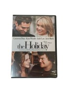 The Holiday DVD 2007 Kate Winslet Cameron Diaz Jude Law New Sealed - $7.86