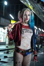 HARLEY QUINN (SUICIDE SQUAD) POSTER 24 X 36 INCH - $21.77