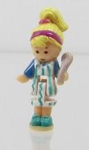 1994 Vintage Polly Pocket Dolls Grandma's Cottage - Polly Bluebird Toys - $7.50