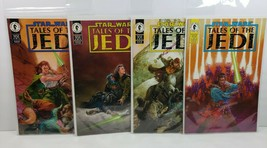Star Wars: Tales Of The Jedi #1 #2 #3 #5 October 1993 Dark Horse Comics VF S4 - $22.03