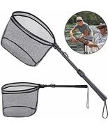 ODDSPRO Fishing Net Fish Landing Net, Foldable Collapsible Telescopic Po... - €29,02 EUR