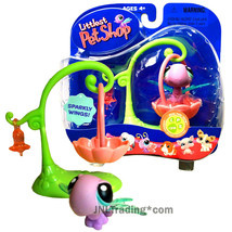 Year 2006 Littlest Pet Shop LPS Portable Pets Real Feel Series - DRAGONF... - $29.99