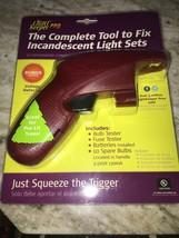 New Light Keeper Pro Gun Comp Repair Tool Fixing Holiday Christmas Light... - $17.82