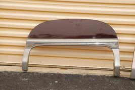 91-93 Cadillac Fleetwood 60 Special FWD Rear Wheel Well Fender Skirts Fillers  image 4