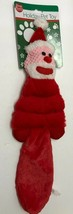 """Duke's Holiday Santa Claus Crinkly Squeeky 20"""" Dog Puppy Plush Toy - £10.79 GBP"""
