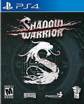 Shadow Warrior - PlayStation 4 Disc - $33.73