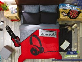 Audifonos New Collection 5 piece Reversible Comforter Full/Queen - $122.76