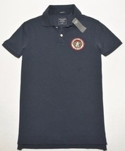 ABERCROMBIE & FITCH Men's Muscle Mesh Polo Short Sleeve Shirt Size S - $29.69