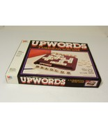 Vintage UpWords Three Dimensional Word Game Milton Bradley 1983 Complete - $7.99