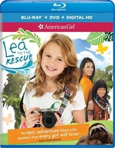 American Girl-Lea To The Rescue (Blu Ray/DVD W/Digital Hd)