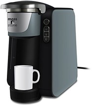 Moss and Stone Single Serve Programmable Coffee Maker for 6, 8, 10 oz. Pods - $100.26