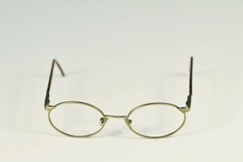 Fossil GENE Brush Brown Metal Eyeglass Frames Designer Style Rx Eyewear - $9.12