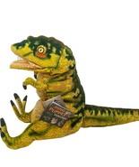 T Rex Dinosaur Hand Puppet by Hansa Realistic Look Plush Animal Learning... - $47.49