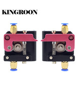 MK8 Remote Extruder Aluminum Alloy Left Right Hand Arm Bracket Part For ... - $16.50