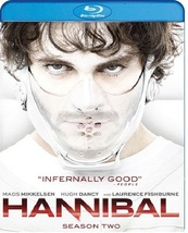 Hannibal: Season 2 [Blu-ray]