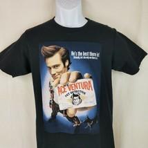Ace Ventura Pet Detective Asparagus Teeth Adult T Shirt Funny Movie