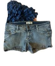 Denim Jean Shorts Womens 9 - $12.99
