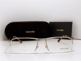Hot New Authentic Eyeglasses TOM FORD FT 5211 028 made in Italy - $102.92