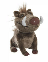 "New Disney The Lion King Pumbaa 7"" Talking Plush - $9.89"