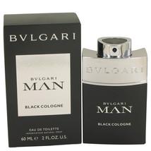 Bvlgari Man Black Cologne by Bvlgari Eau De Toilette Spray 2 oz for Men - $49.95