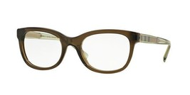 New Authentic Burberry Eyeglasses BE 2213 3010 BE2213 53mm Italy - $118.76