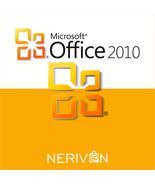 Office Professional Plus 2010 32/64bit Genuine Key Product Code - $18.98