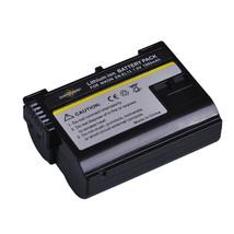 Quantum Energy EN-EL15-Battery + Charger-for-Nikon-DSLR-D7200-D7100-D810-D800- - $8.99+